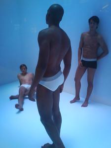 męska bielizna - zdjęcie