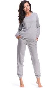 Ciepła piżama PD 8070 marki Dobranocka.